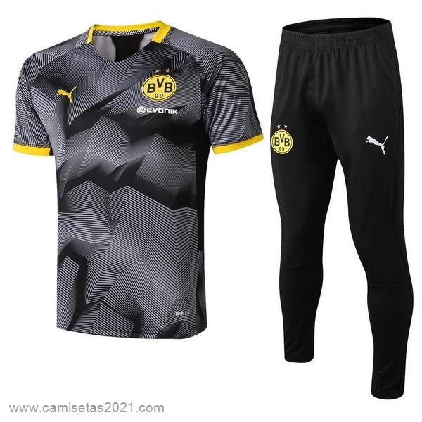 Uniforme Negro Del Borussia Dortmund 2020